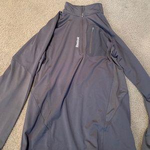 Reebok - Half Zip - Pullover Lightweight Jacket